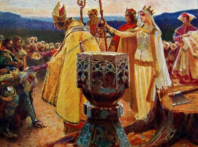 Święta Jadwiga. Królowa Polski i patronka rodzin