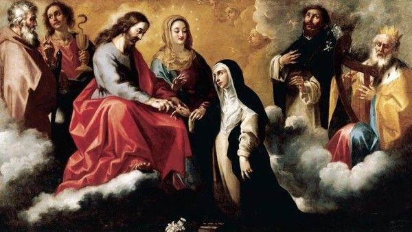 Święta Katarzyna ze Sieny. Patronka pojednania