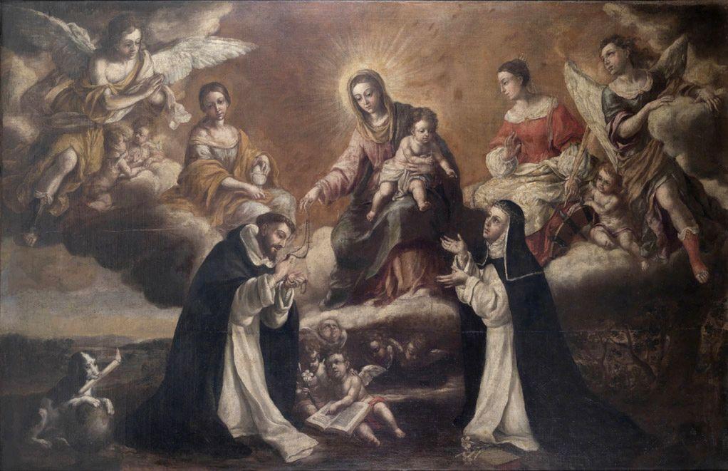 Święta Katarzyna zeSieny. Patronka pojednania