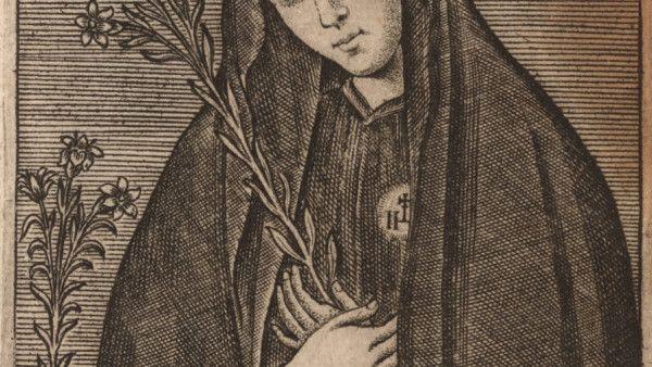 Święta Maria Anna od Jezusa z Paredes - patronka Ekwadoru