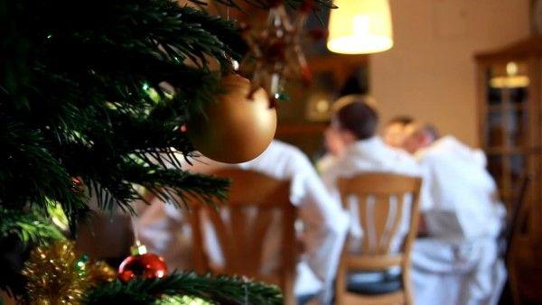 Święta w klasztorze