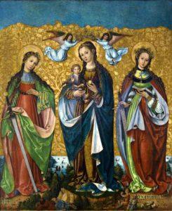 Święte Perpetua iFelicyta – młode dziewczyny owielkiej odwadze