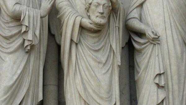 Święty Dionizy - patron Francji