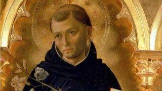 Święty Dominik. Mądry iwierny zakonnik