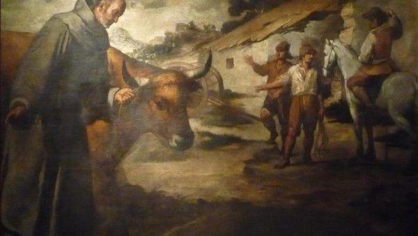 Święty Franciszek Solanus - patron Argentyny