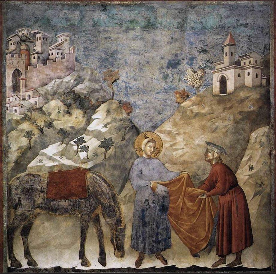 Święty Franciszek z Asyżu. Patron zaangażowania