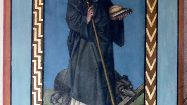 Święty Gaweł - patron Szwajcarii