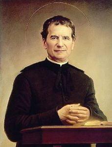Święty Jan Bosko. Bajarz iakrobata