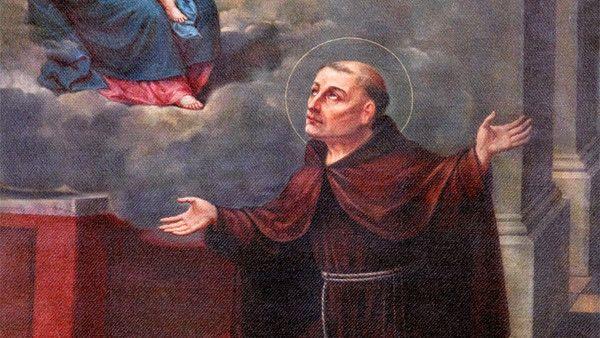 Święty Jan zDukli: wzakonie iwpuszczy