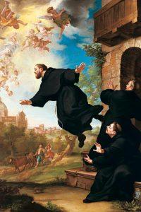 Święty Józef zKupertynu: patron studentów
