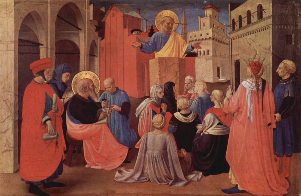 Święty Marek: Najbogatszy Apostoł