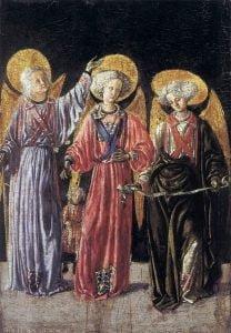 Święty Michał. Naczelny Dowódca Anielskich Sił Zbrojnych