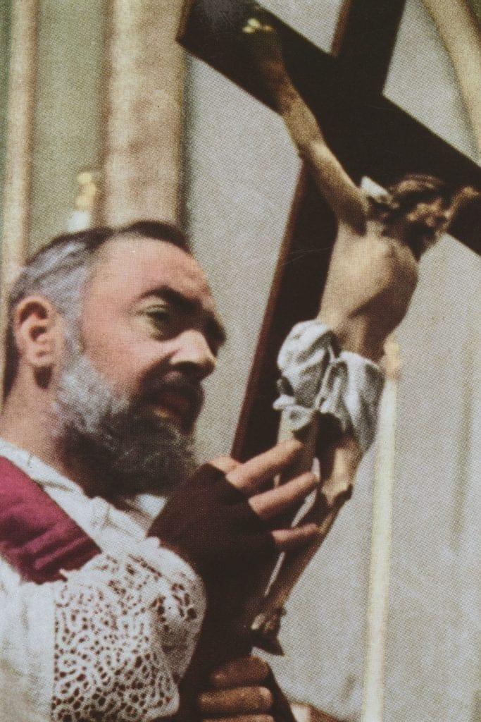 Święty Ojciec Pio (1887-1968)