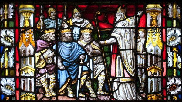 Święty Patryk i mnisi, którzy odkryli Amerykę