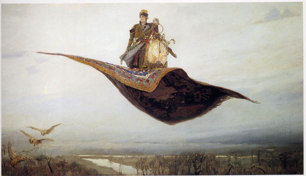 Synkretyzm latającego Mandaryna