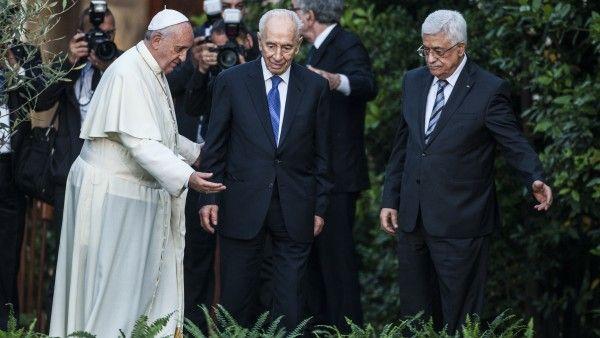 Szalom i salam w Watykanie