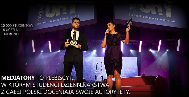 Szymon Hołownia prowokatorem roku 2012