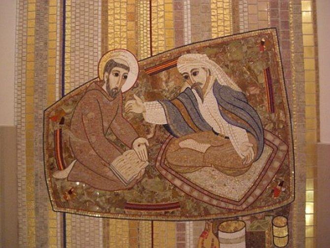 Tajemnicza wyprawa św.Franciszka