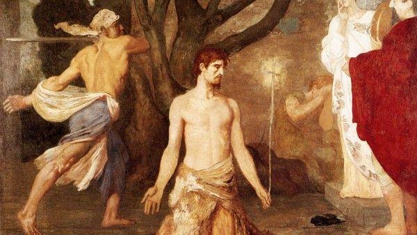Św. Jan Chrzciciel: Twardziel znutą zawahania