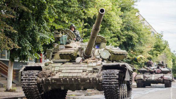Ukraina: to nie wojna domowa, ale rosyjska inwazja