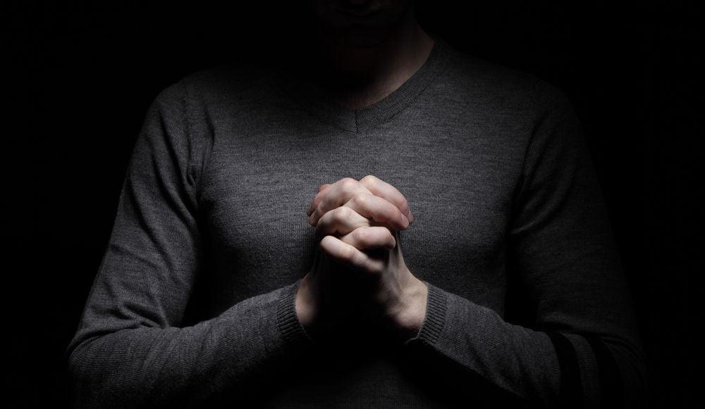 Uwielbienie - lek nanieskuteczne prośby