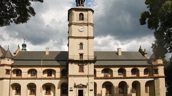 Wąchock: cysterski klasztor trafi na prestiżową listę zabytków?