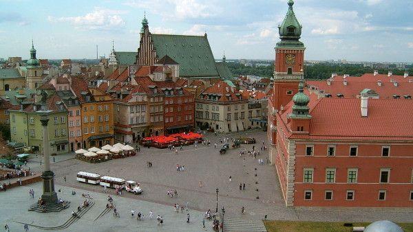 Warszawa przygotowuje się do ŚDM!