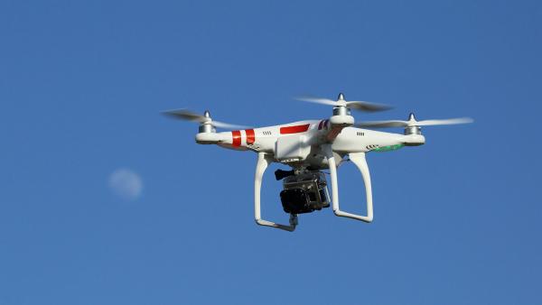 Waszyngton: archidiecezja zaopatrzyła się w drona