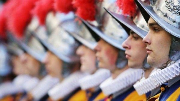 Watykan ma 30 nowych Gwardzistów Szwajcarskich