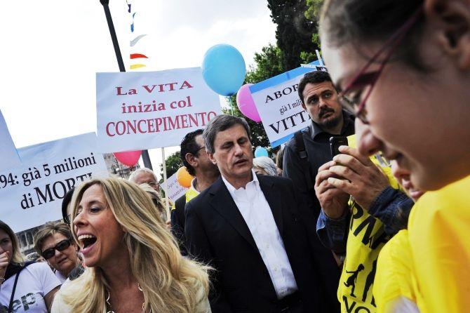 Włoscy lekarze odmawiają aborcji