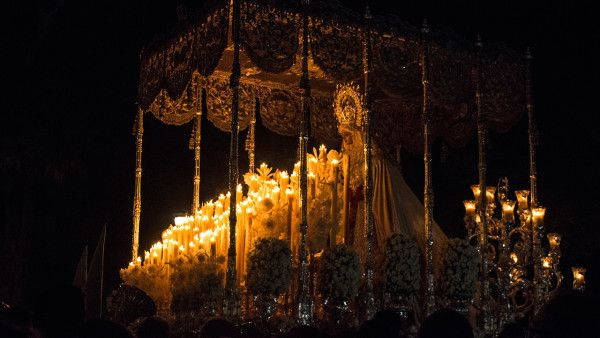 Wstęp do Semana Santa