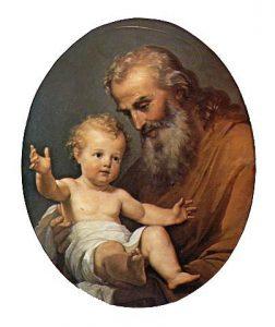 Wychował Jezusa