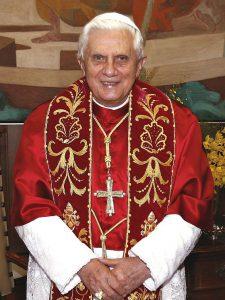 Wywiad zbratem Papieża