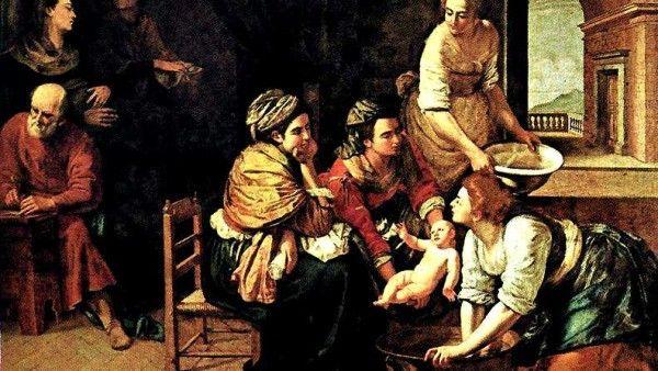 Zachariasz i jego syn