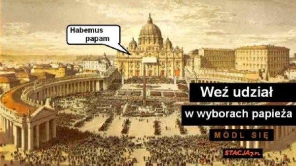 Zadyma w Watykanie