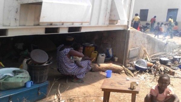 Zdrada przez selekę z Ngaoundaye