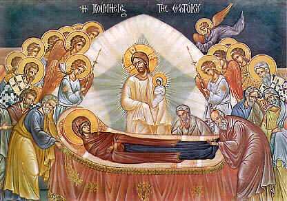Zioła dla Najświętszej Panienki