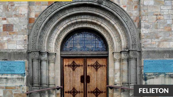 Zmierzyć się z Kościołem