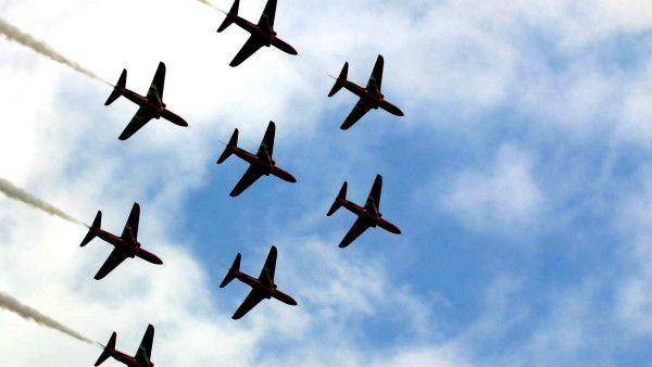 Żołnierze Centrum Operacji Powietrznych przekazali na Jasną Górę odznakę swojej jednostki