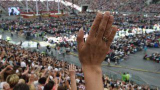 12-godzinne rekolekcje naPGE Stadionie Narodowym