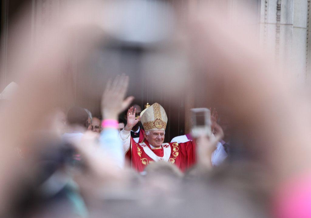 Benedykt XVI oekologii