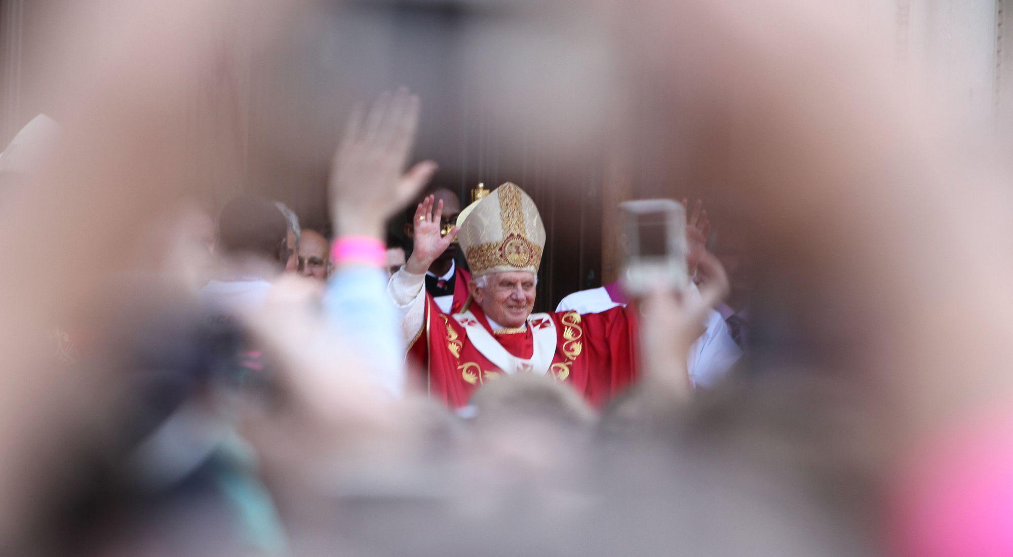 Gafa czy proroctwo? Ratyzboński wykład Benedykta XVI | Stacja7.pl