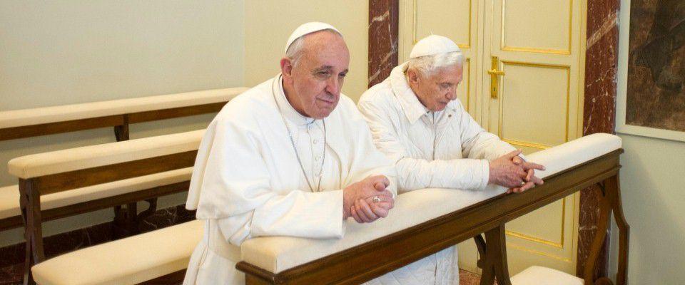 Franciszek iBenedykt XVI spędzą wspólnie urlop?