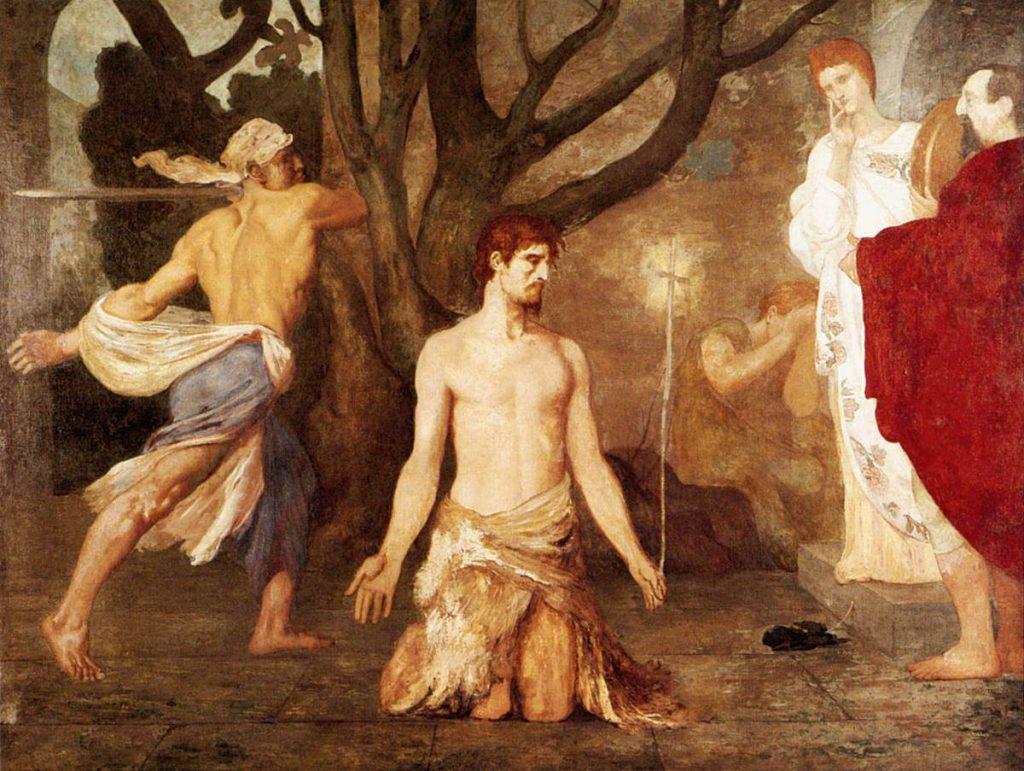 Jan Chrzciciel. Gość, któryraz był bezsilny
