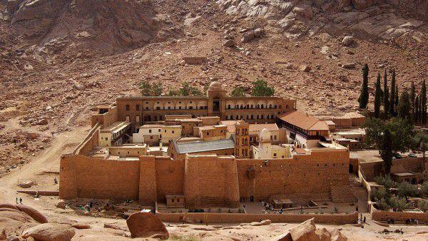 Klasztor św. Katarzyny na Synaju wzmacnia ochronę antyterrorystyczną