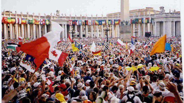 Polacy, Włosi, Francuzi najliczniejsi na ŚDM w Krakowie