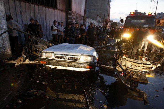 IAF Kills Army Of Islam Senior Terrorist In Gaza Strike