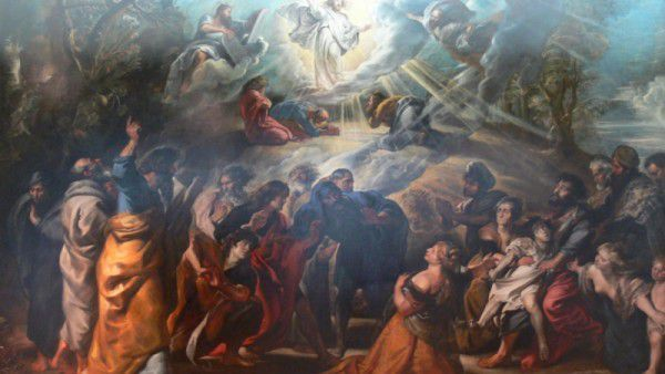 Przemienienie Pańskie. Święto Bożego Objawienia