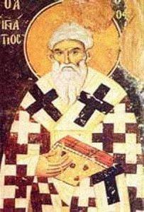 Św. Ignacy Antiocheński. Ekumeniczna mąka naChrystusowy chleb