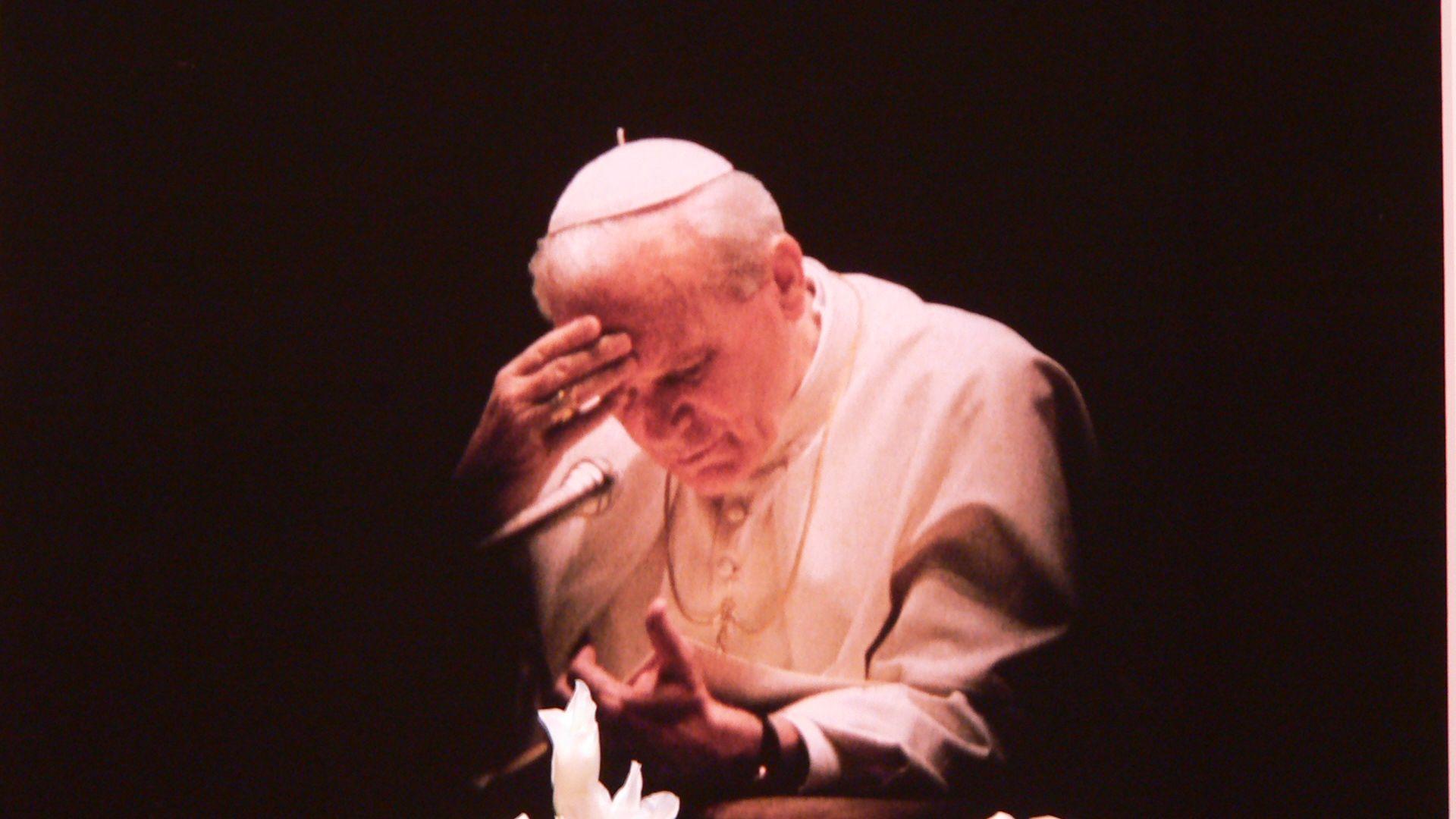 Święty Jan Paweł II oBożym Ojcostwie (wzruszające wideo)